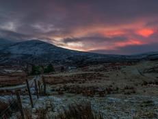 Bheinn Shuardail Sunrise