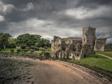 Inchcolm Abbey