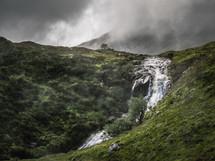 Blackhill Waterfall