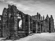 Melrose Abbey II