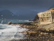 Elgol beach, Port na Cullaidh (Light)