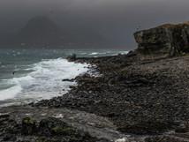 Elgol beach, Port na Cullaidh