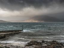 Elgol pier, Port na Cullaidh