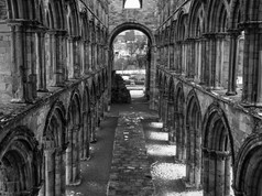 Jedburgh Abbey I