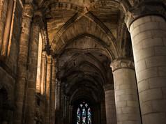 Dunfermline Abbey II