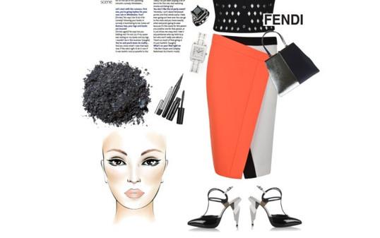 Styled by Trenez Scott