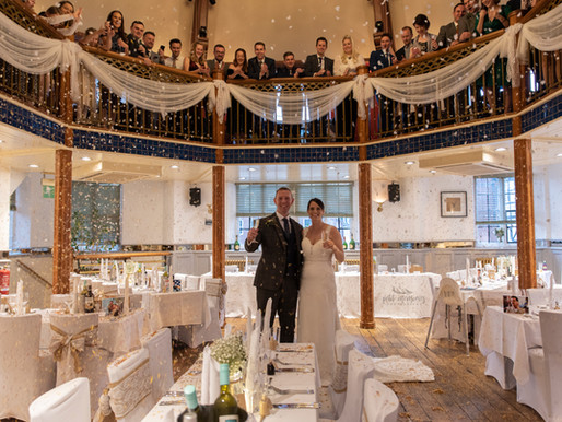 Helen & Paul's McKENZIE'S Lichfield Wedding