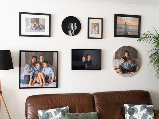 Wall art is an investment that will help boost your child's self esteem