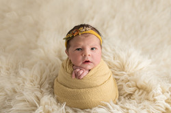 Newborn photo session Lichfield Staf