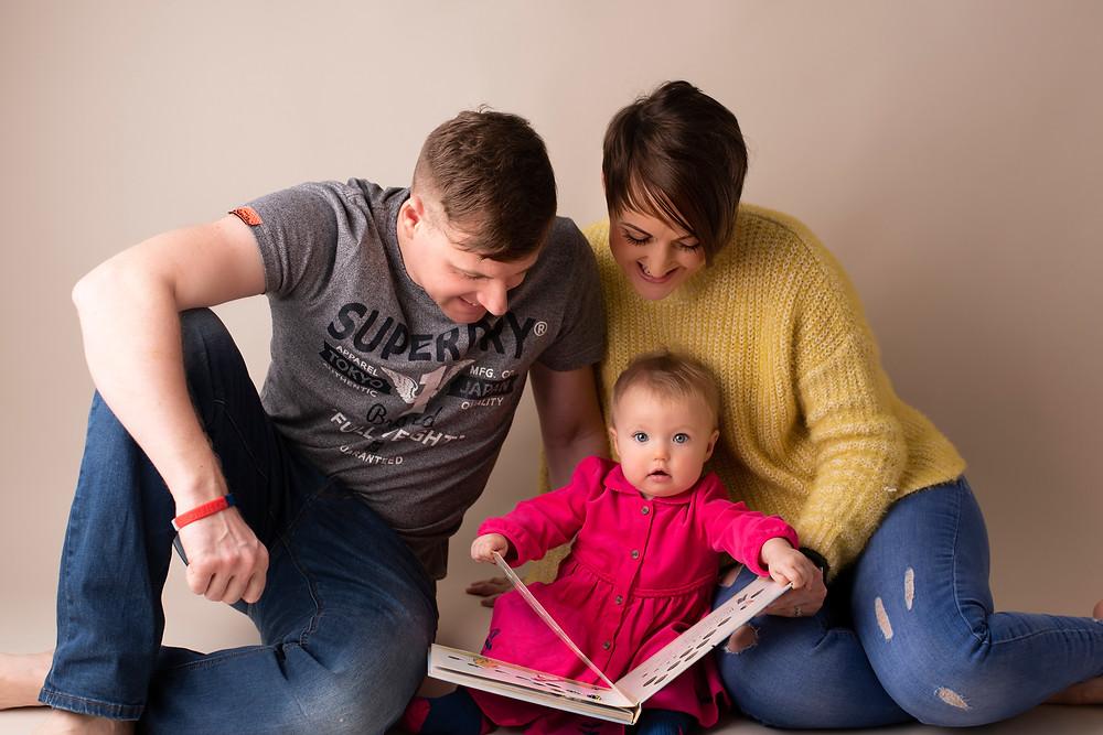 Family portraits Lichfield
