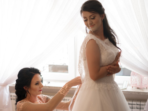 Monika & Radek's summer wedding