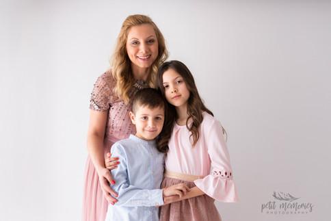 Family portrait Lichfield