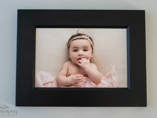 Missed photographing newborn stage due to lockdown? No problem - we photograph babies at any age