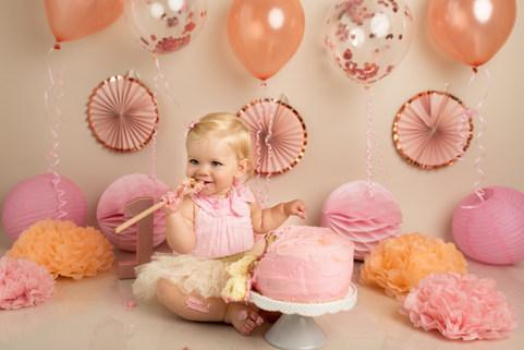 Cake smash Lichfield