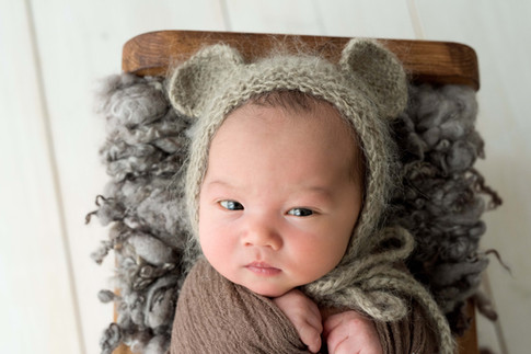 Newborn session Lichfield