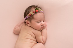 Lichfield newborn photographer