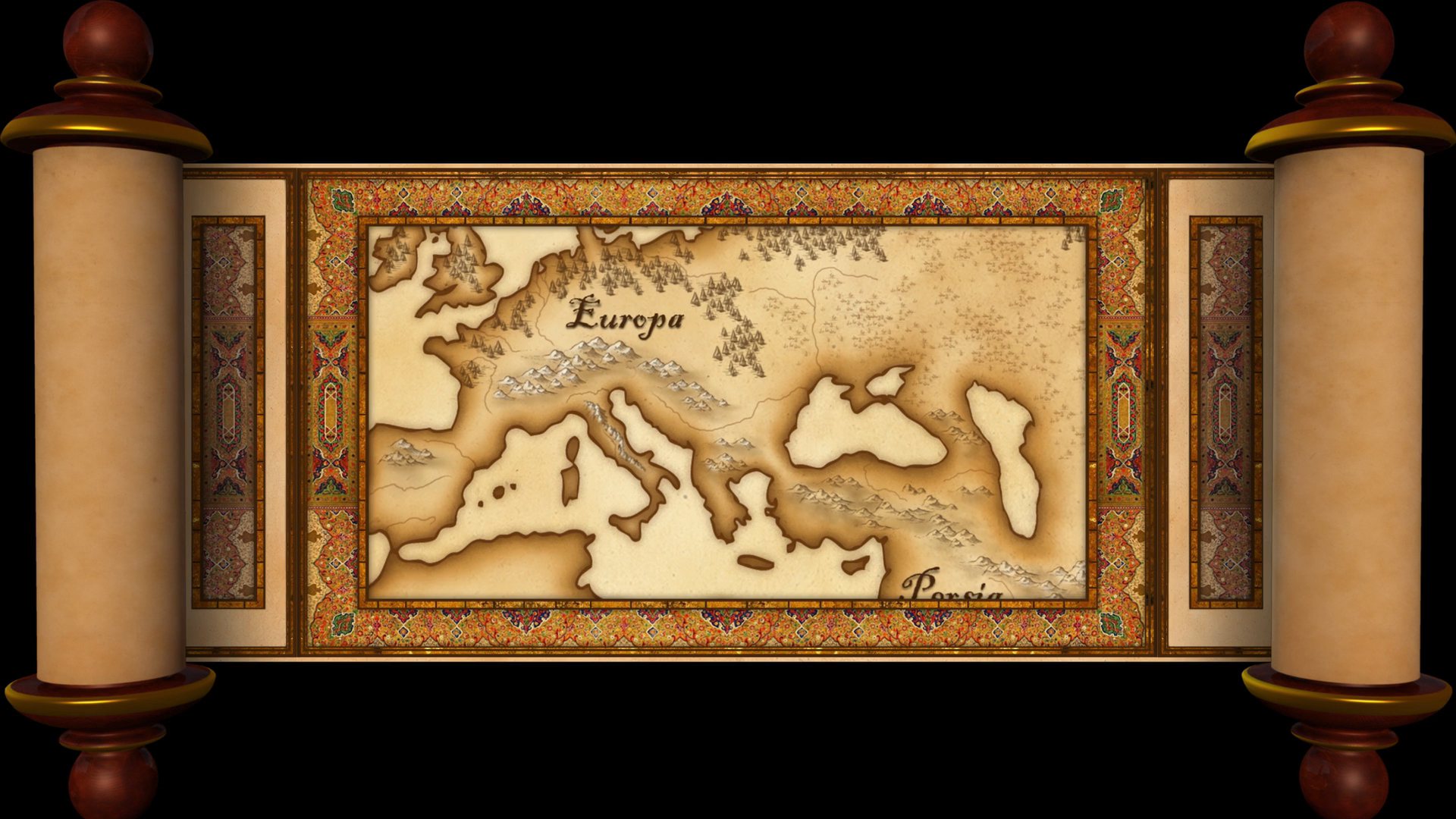 Overture Map