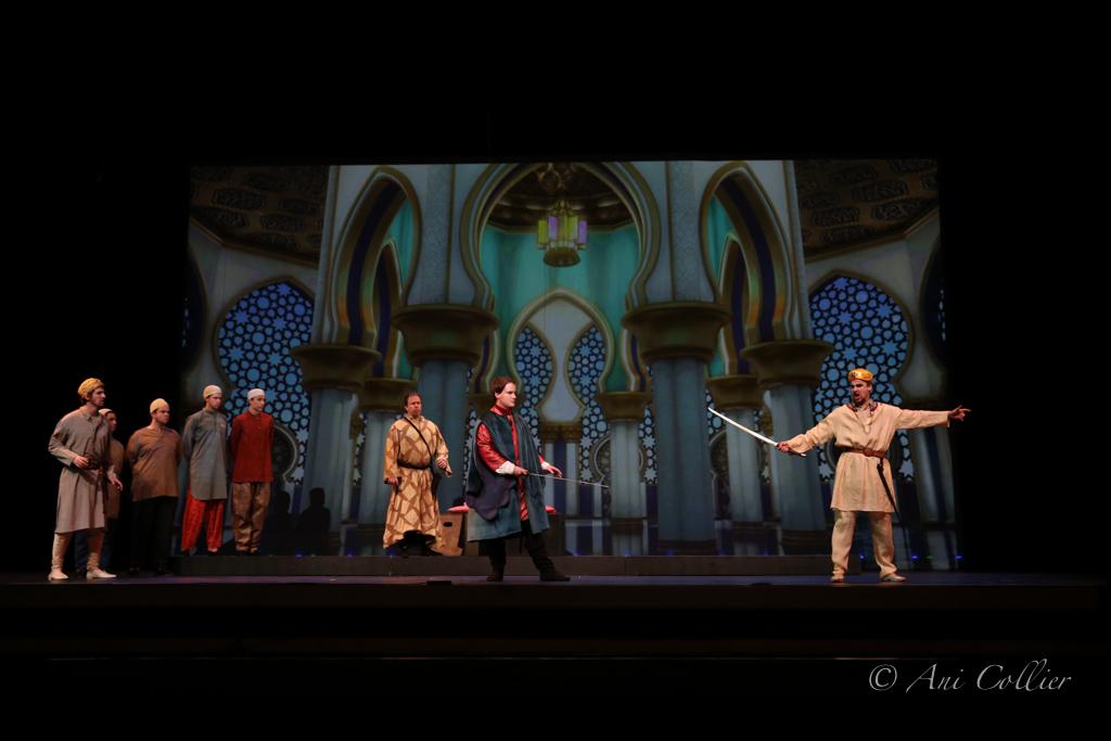 Persian Court--Prince Ghazan