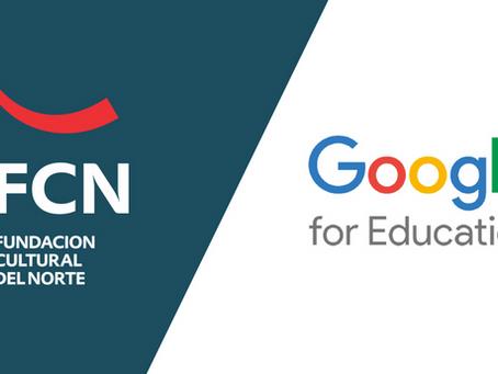 FCN ahora es parte de Google for Education ¡Mirá los beneficios!