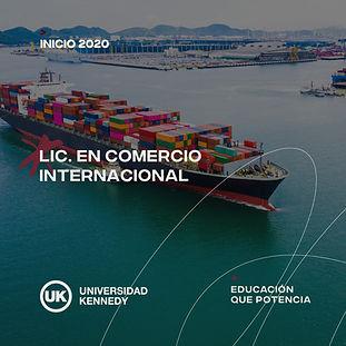 Lic. en Comercio Internacional