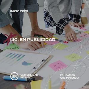 Lic. en Publicidad
