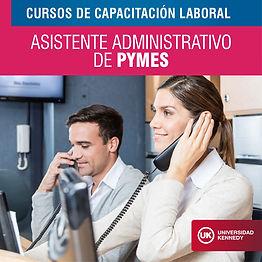 Asistente Administrativo de Pymes