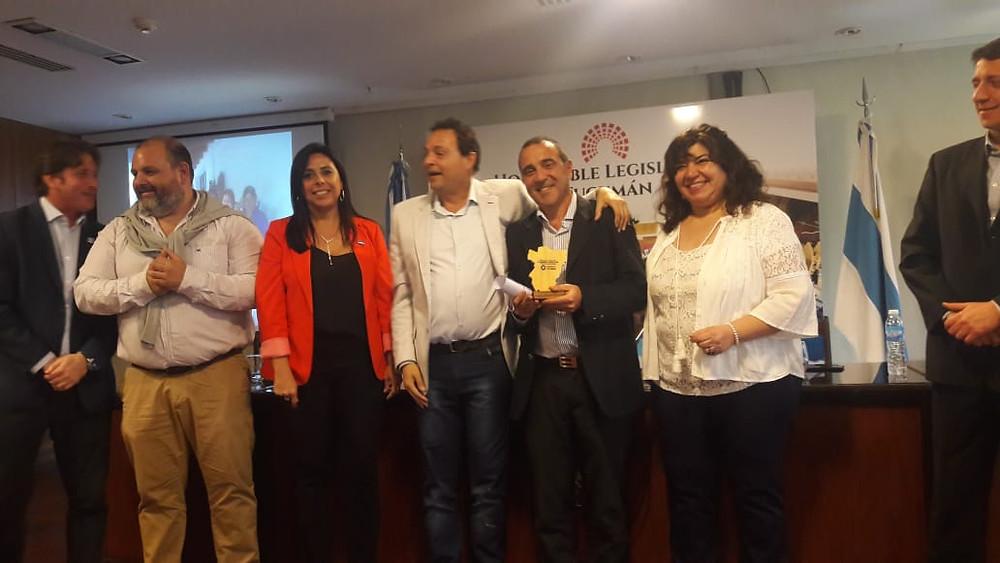 luis martinez tucuman fundacion cultural del norte contador premio
