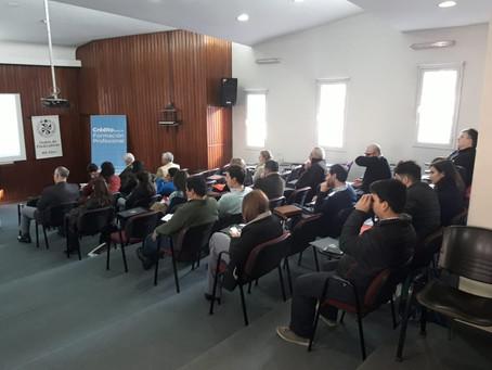 Exitosas charlas sobre Créditos para la Formación Profesional en Tucumán y Catamarca