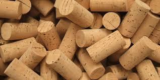 Corchos para botella de vino