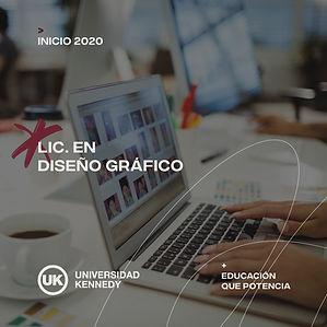 Lic. en Diseño Gráfico