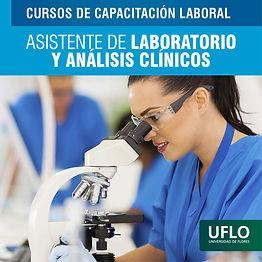 Asistente de Laboratorio y Análisis Clínicos