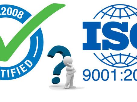 Certificación de Calidad ISO con Crédito Fiscal