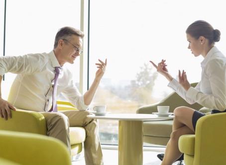 El Centro de Estudios del Coaching aconseja 7 pasos para gestionar conversaciones difíciles