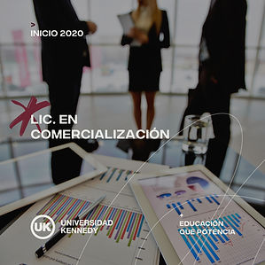 Lic. en Comercialización