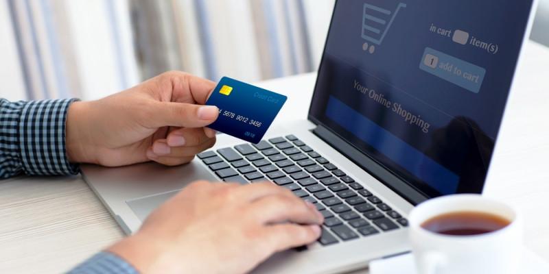 venta por internet con tarjeta de credito