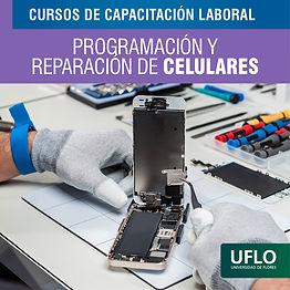 Programación y Repación de celulares