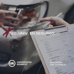 Tec. Univ. en Seguros