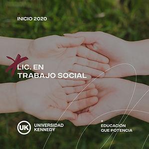 Lic. en Servicio Social