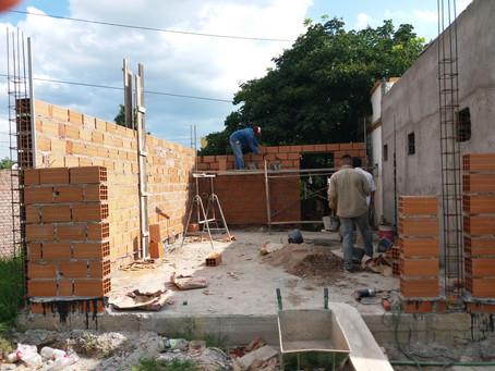 Avanzan las obras del nuevo Centro de Formación Profesional en Yerba Buena