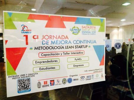 6to Encuentro Regional SAMECO de Mejora Continua NOA 2017