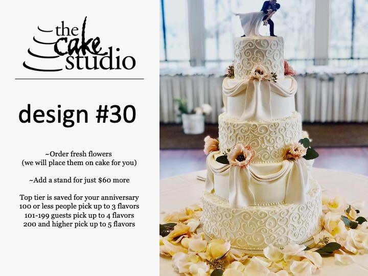 Cake Design 30