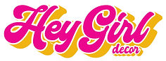 HEY GIRL DECOR LOGO