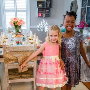Celebrating Kid's Birthdays with Micro Parties