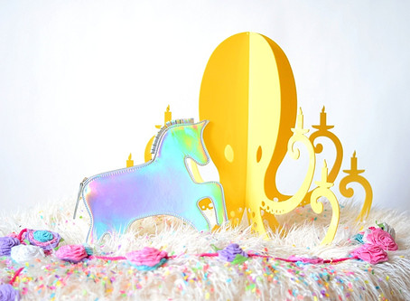 Cheery Yellow Octopus Chandelier Ideas