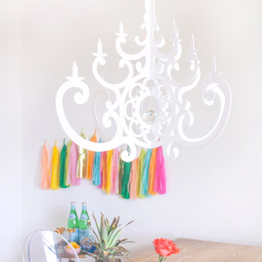 8 Ways to Use Our Chandeliers!