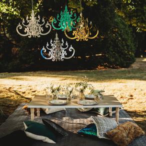 Backyard Parties + Weddings