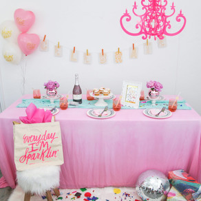 Pink Parties for every occasion!