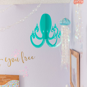 Mermaid Kid's Bedroom