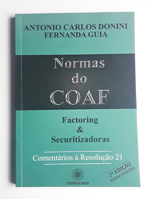 NORMAS DO COAF