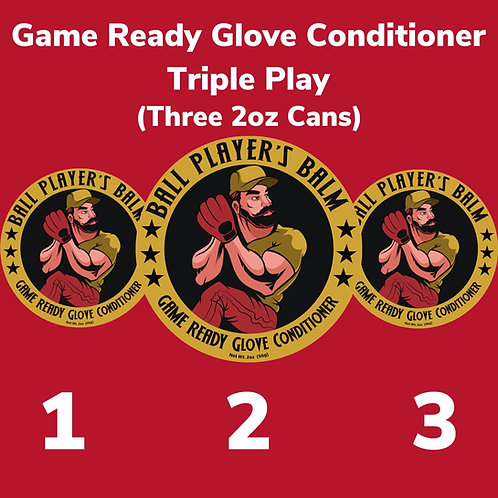 Game Ready Glove Conditioner Triple Play